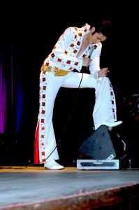 Adam Presley está em turnê com 60 show de MG ao RS / Foto: Fernanda dos Santos