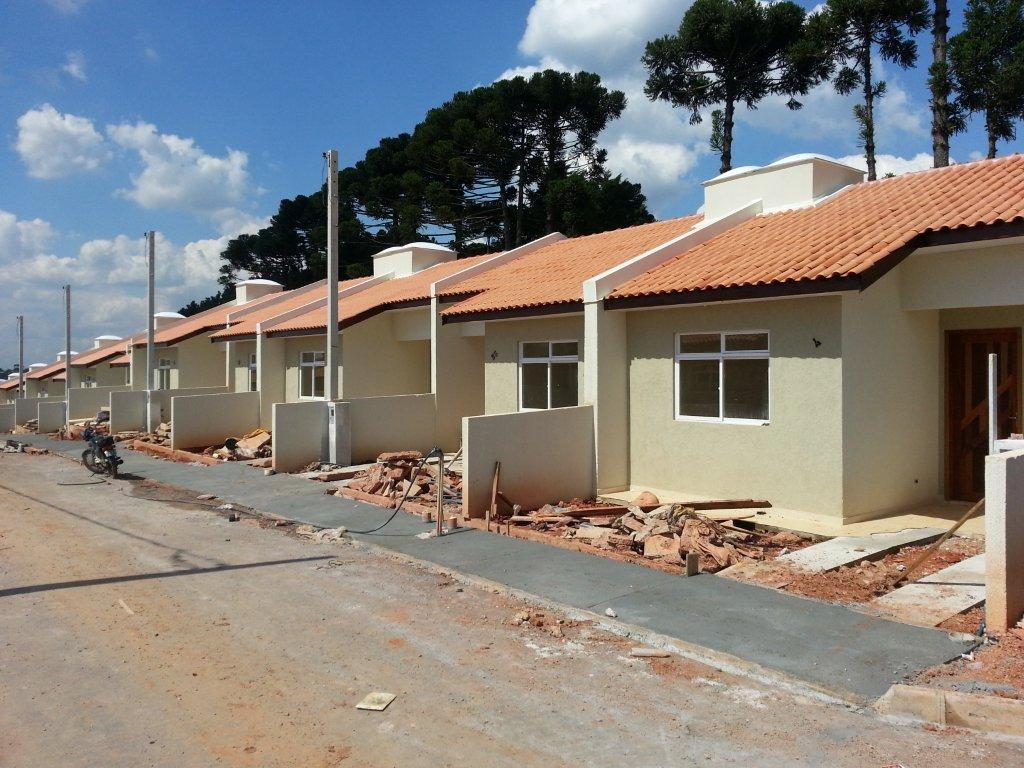 Mais de 87 casas serão entregues no município da Fazenda Rio Grande  Foto: Julia Baggio