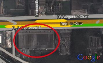Mapa: Google