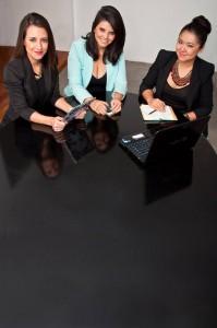 Sócias do Fashion Sul Debora Alcântra, Barbara Alcantra e Adriana Nakamura crédito: Renata Duda