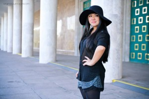 Adriana Nakamura do blog Eu Não tenho roupa. Divulgação: Adriana Nakamura