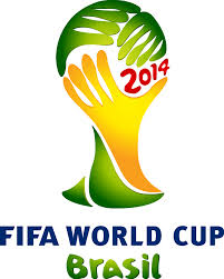 logo da Copa do Mundo FIFA no Brasil