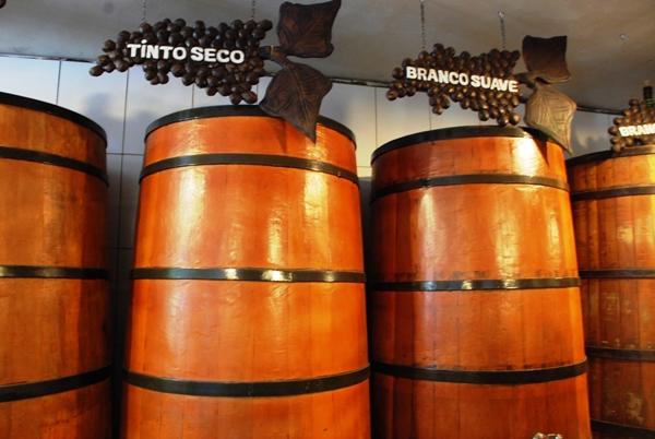 As melhores e mais variadas opções dos vinhos coloniais