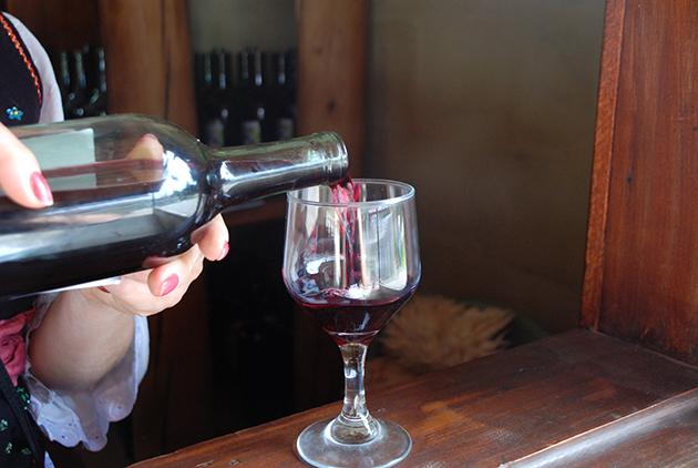 ... para quem não dispensa um bom vinho