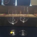 Taças para vinho branco