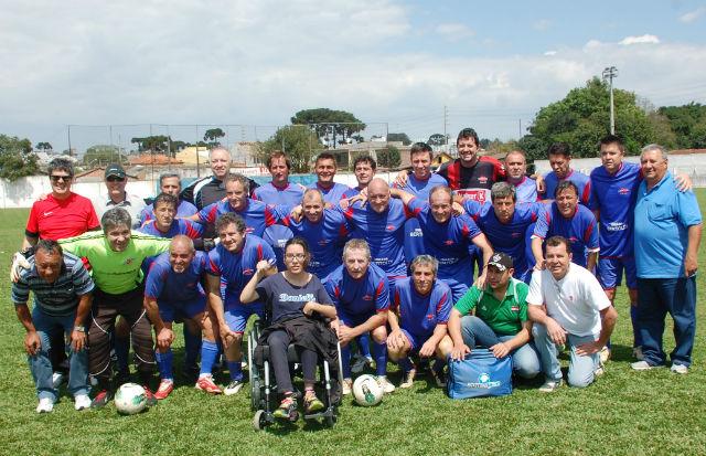 Zezitos é um dos clubes que se destaca nos Cinquentinhas Foto: Pedro Melo