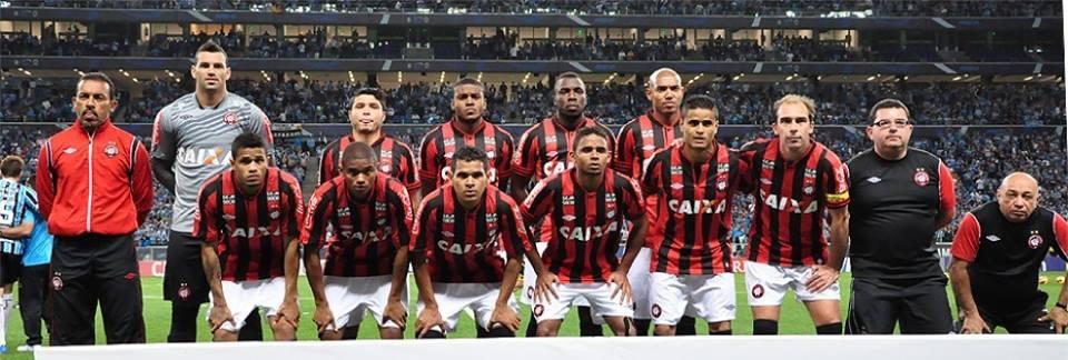 Foto: Divulgação do Site Oficial do Atlético-PR