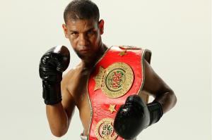 Campeão Mundial de Boxe, Giovanni Andrade Foto: Divulgação