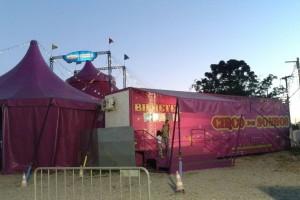 Circo dos sonhos em Curitiba