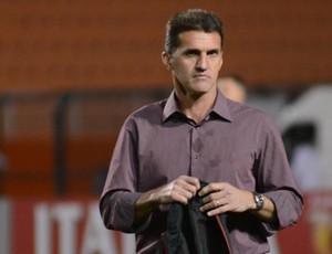 O treinador Vagner Mancini terá que escolher entre Marcelo e Dellatorre para o ataque rubro-negro (Foto: Gustavo Oliveira/ Site Oficial do Clube Atlético Paranaense)