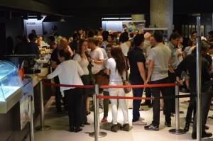 Sessão fechada para convidados lotou Espaço Itaú de Cinema.