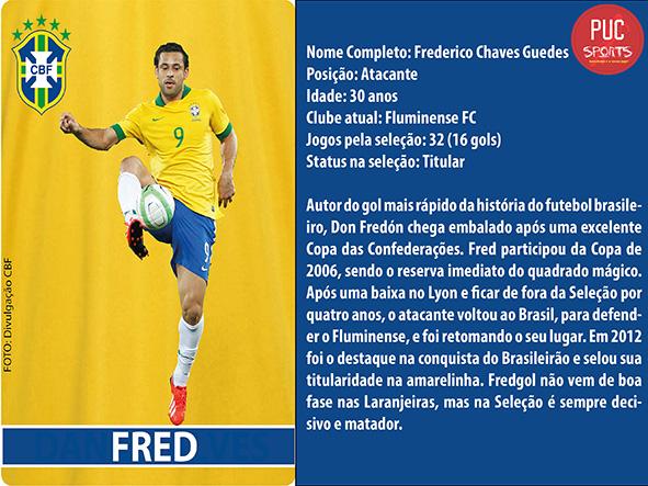 Atacante - Fred