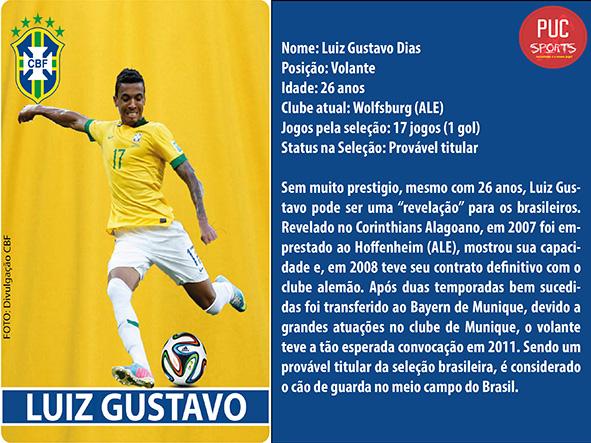 Volante - Luiz Gustavo