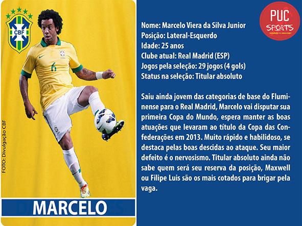 Lateral Esquerdo - Marcelo