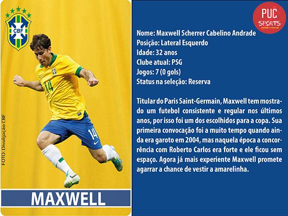 Lateral Esquerdo - Maxwell