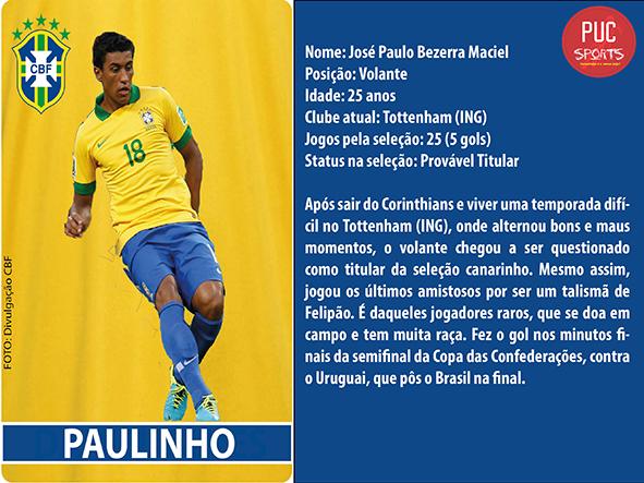 Volante - Paulinho