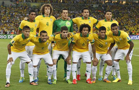 Seleção está pronta para Copa.