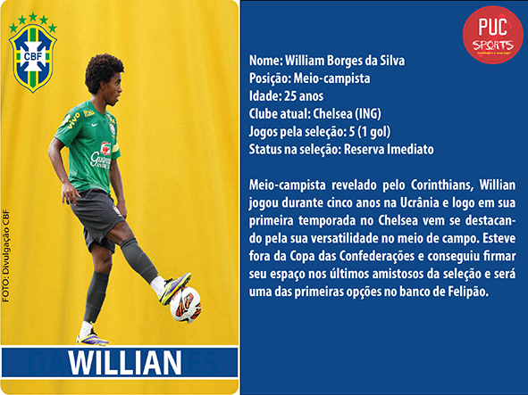 Meia - William