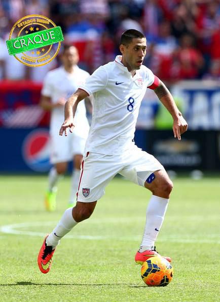 (Clint Dempsey/Divulgação site oficial da Seleção dos Estados Unidos)