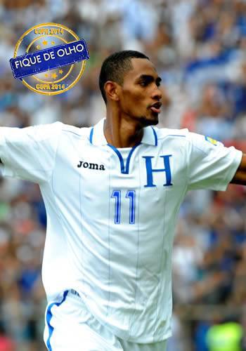 (Bengston/Divulgação site oficial da Seleção de Honduras)
