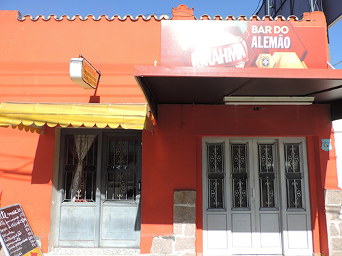 Expectativa dos bares e restaurantes é aumentar com o público que irá comparecer nos quatro jogos do Mundial (Foto: Pedro Melo)