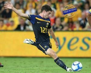 Tommy Oar (Divulgação/Site oficial da Seleção da Austrália)