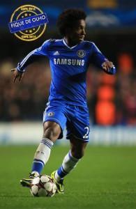 Jogador vem entrando bem nos jogos da seleção (Divulgação/Site Oficial do Chelsea)