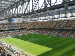 Obras na Arena custaram R$ 330 milhões | Foto: Roberto Rohden