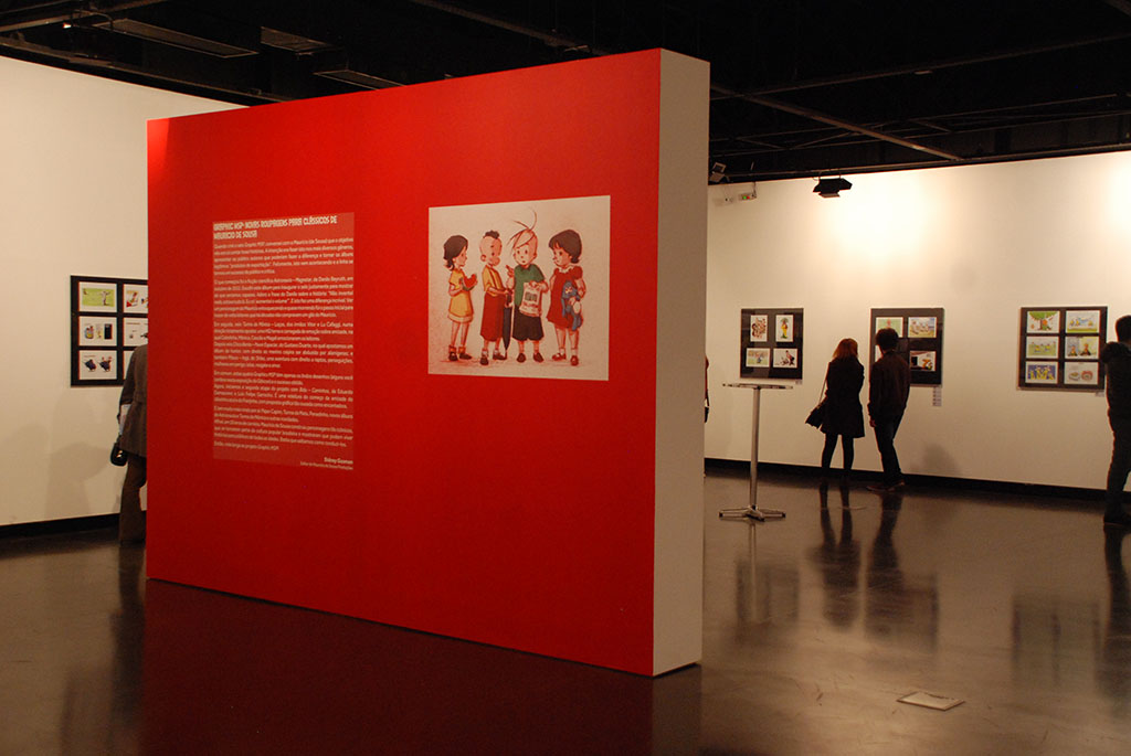 Exposição Graphic MSP | Foto: Carolina Mello