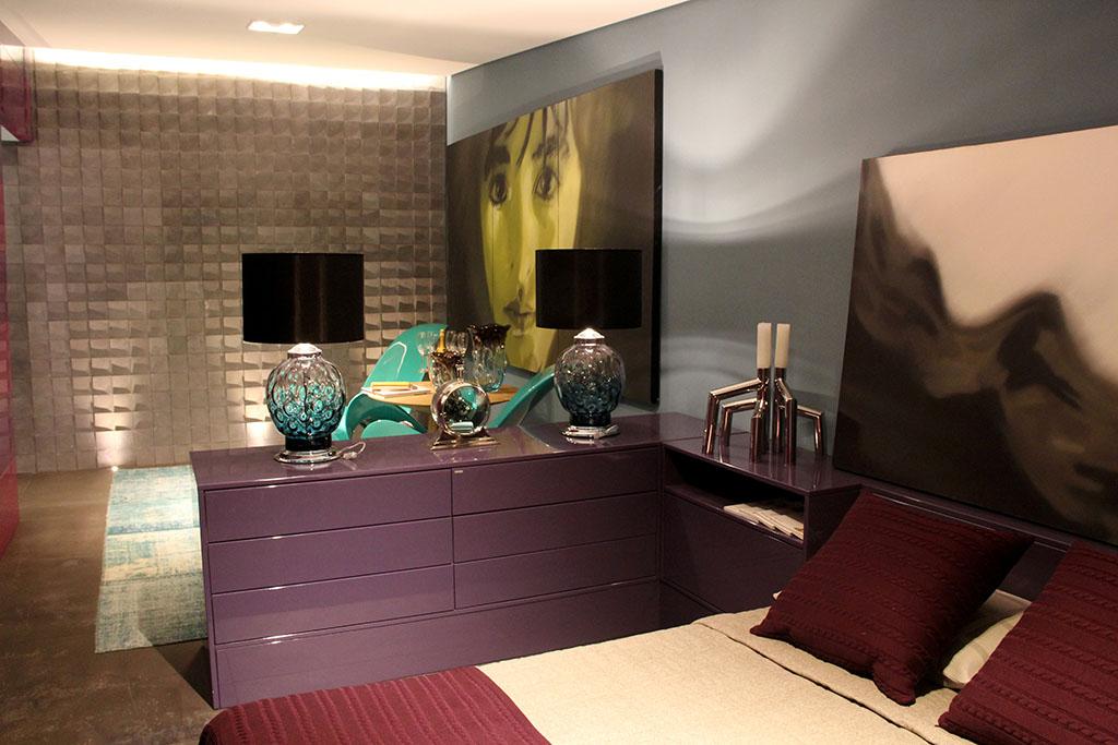 As cores vibrantes devem ser combinadas de acordo com a personalidade do cliente. | Foto: Juliana Tauil