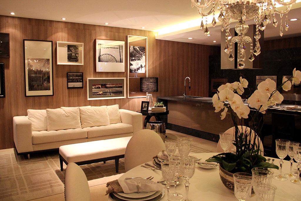 Casa cor 2014 design dos sonhos portal comunicare for Sala de estar gourmet