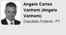 Ranking Políticos - Angelo Carlos Vanhoni  Angelo Vanhoni
