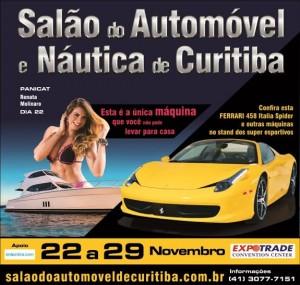 Neste ano, haverá presença de veículos superesportivos, como Ferraris e Lamborghinis. (imagem: divulgação)