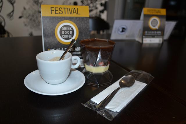 Espresso e Trifle - Café Catedral