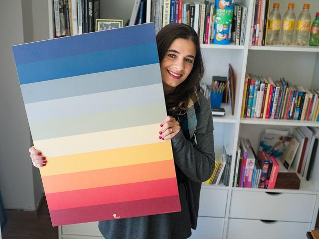 Fernanda Ávila, uma das fundadoras da Pulp Edições / Crédito: Melvin Quaresma