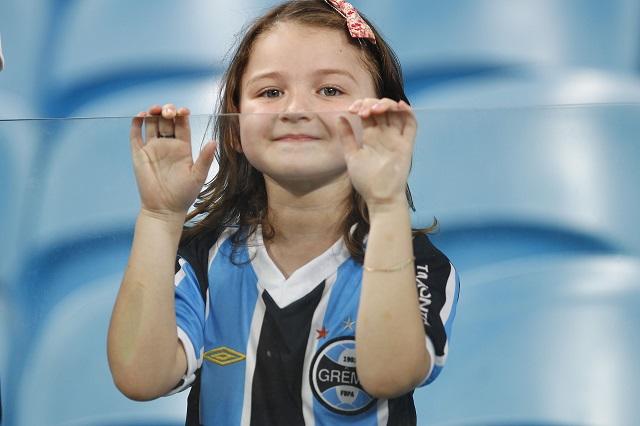 O novo horário estimula a ida de famílias e crianças ao estádio (FOTO: LUCAS UEBEL/GREMIO FBPA)