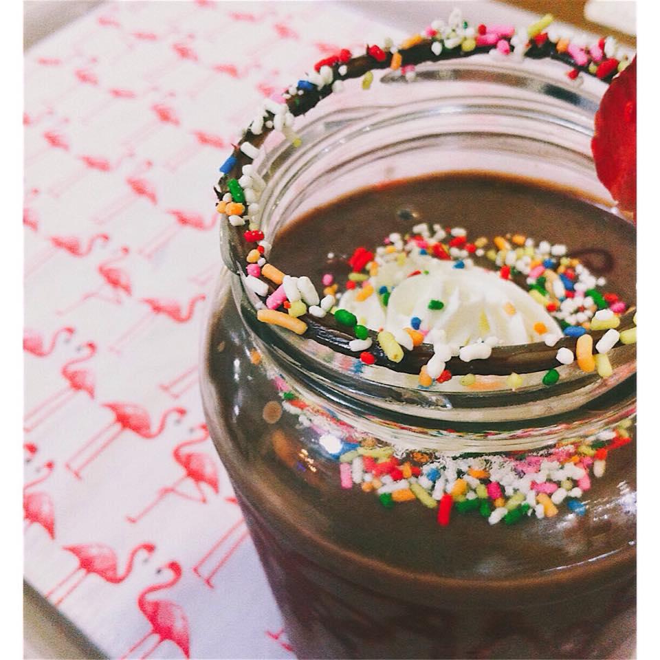 Milk shake do Veg Veg (Imagem: Reprodução/Facebook)