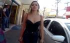 Jornalista registrou os assédios sofridos pelas ruas de Teresina (Foto: Divulgação)