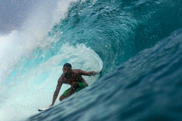 Michael Rodrigues Mentawai Indonésia Foto Bruno Veiga