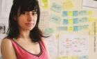 21-02-17 - A estudante de jornalismo Debora Haus, que descobriu o esquema de desvio nas bolsas da UFPR