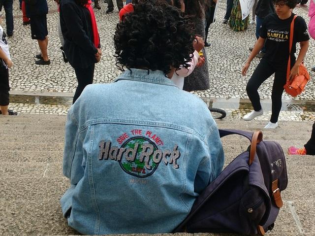 Marcha - Orgulho crespo é manifestado em Curitiba